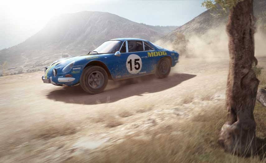 dirt rally april update adds new series cars gravel pikes peak more vg247. Black Bedroom Furniture Sets. Home Design Ideas