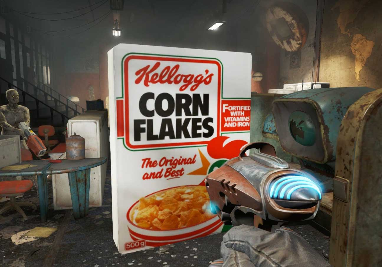 Fallout 4 Modders Are Still Doing Important Work Vg247