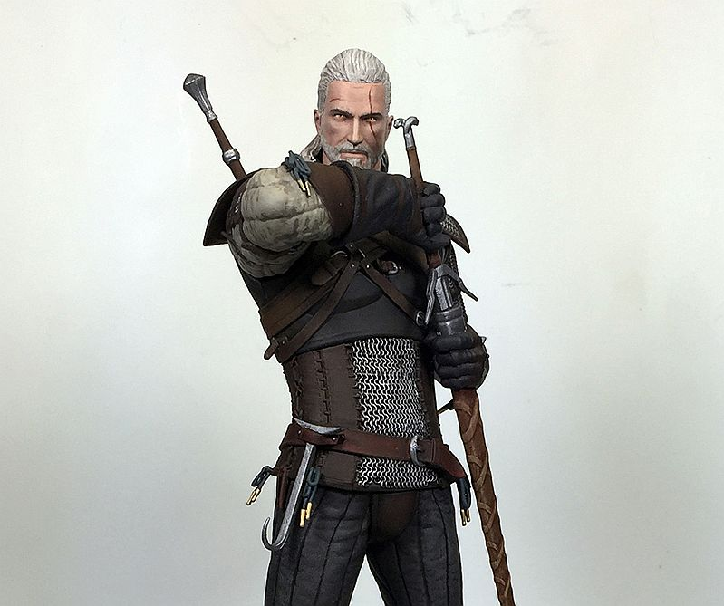 The Witcher 3 is better than Game of Thrones : witcher