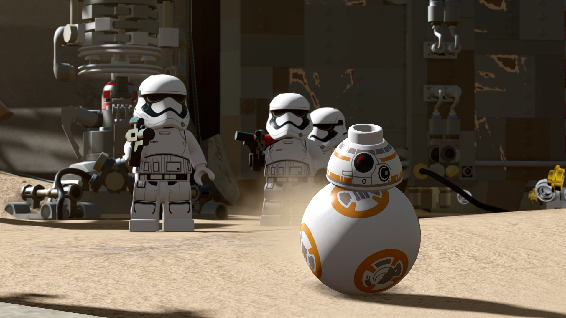 LEGO® Star Wars™: The Force Awakens | Games | …