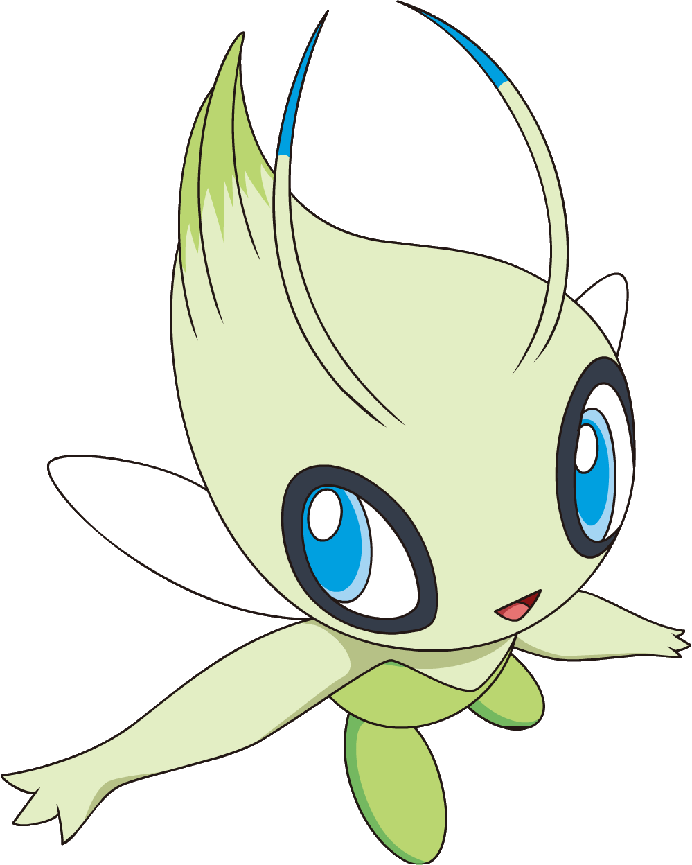Pokemon The Mythical Celebi Is Available From March 1 Vg247