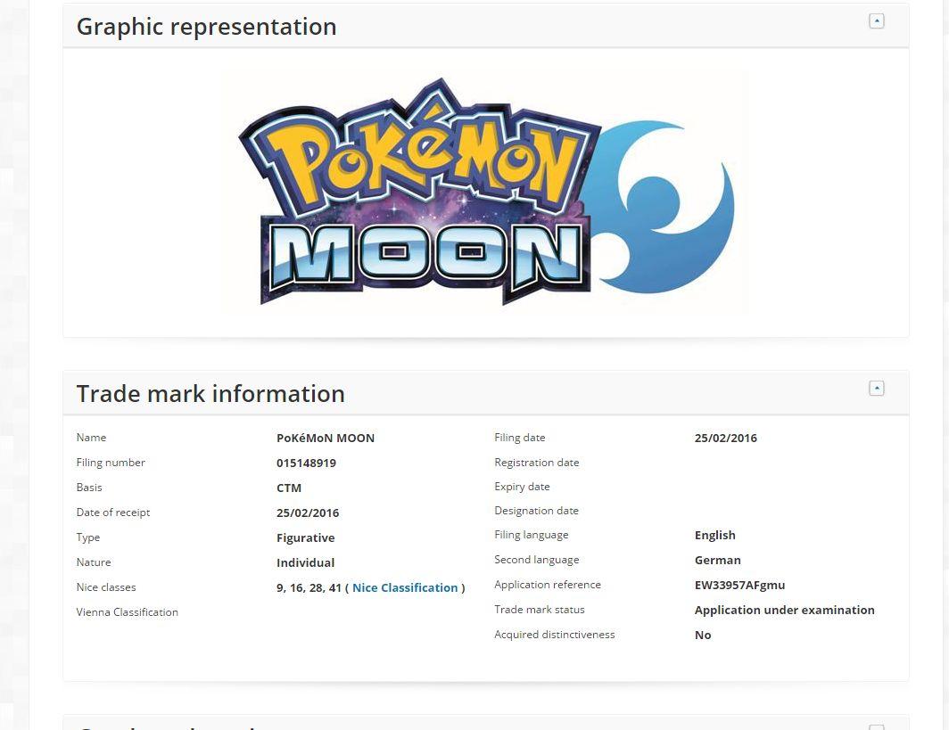 how to change pokemon name moon
