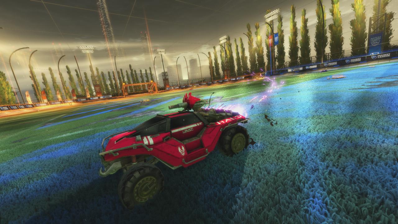 Rocket League Garage >> Rocket League out now on Xbox One - VG247