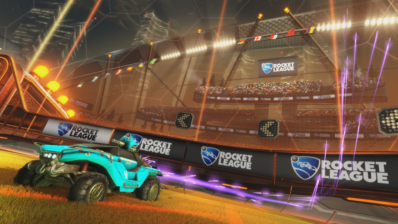 rocket league out now on xbox one vg247. Black Bedroom Furniture Sets. Home Design Ideas