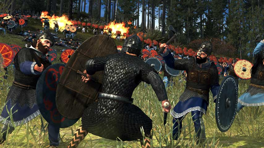 Total War Attila Gets Free Garamantes Faction Slavic