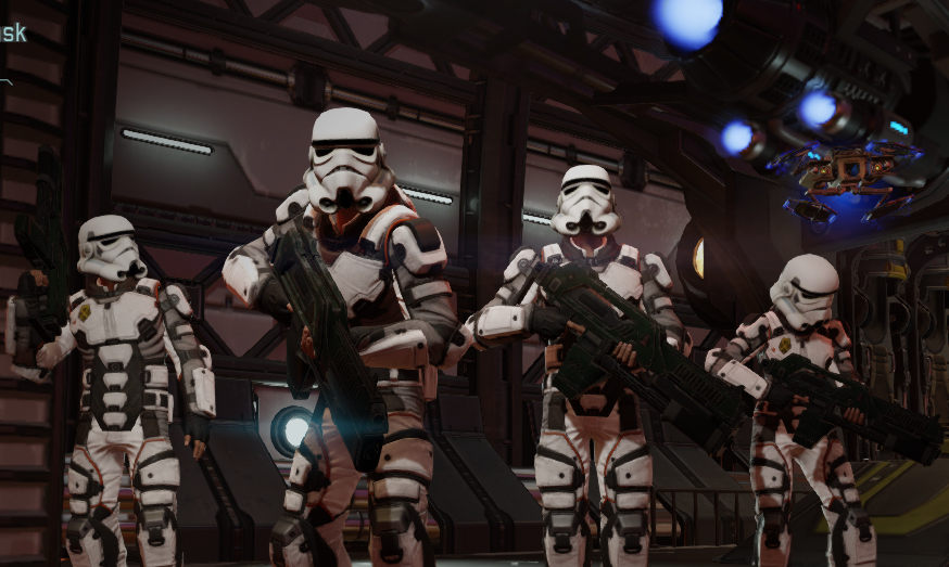 Make Your Solider Look Like A Stormtrooper With This Xcom