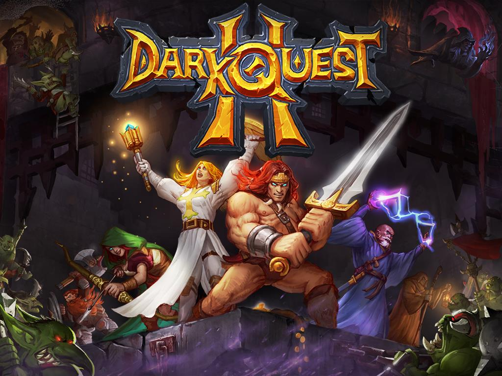 Pubg Hero By Gilbertgraphics: Dark Quest 2 Brings Board Game-inspired Gameplay To
