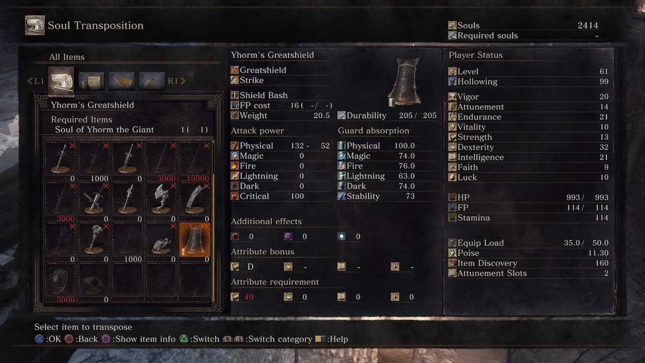 dark souls 2 magic slots