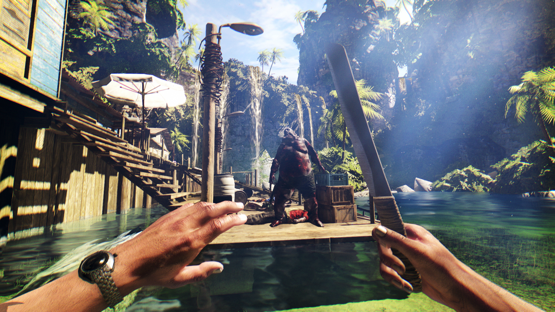 dead island gameplay ending relationship