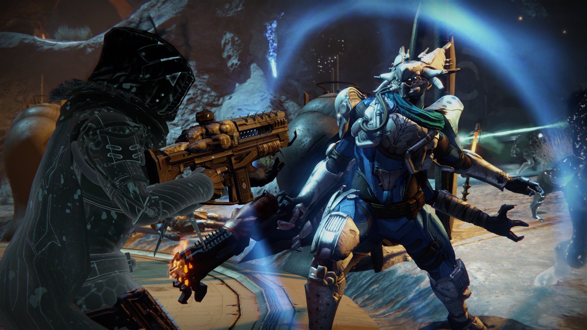 Destiny April update: here's a look at the new Strikes ...