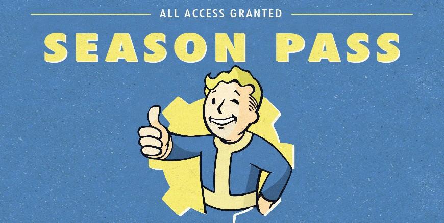Fallout 4 Season Pass Ps4