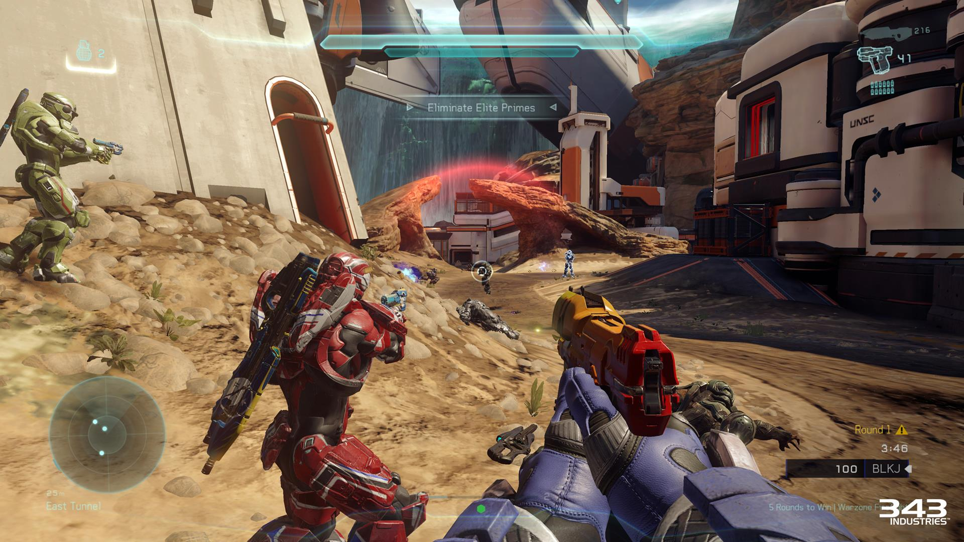Halo 5 ps4 release date