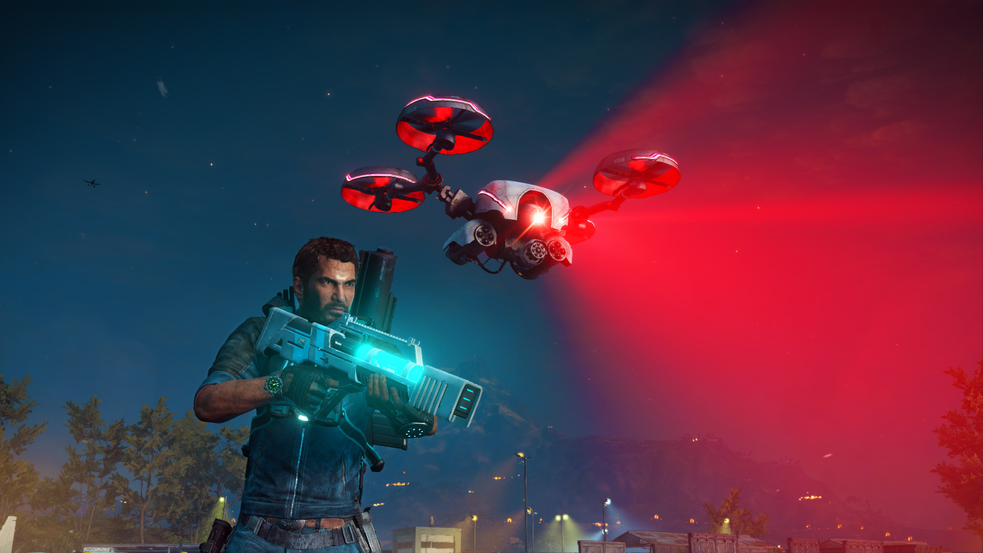 Just Cause 3's Sky Fortress DLC is now available to pass ...