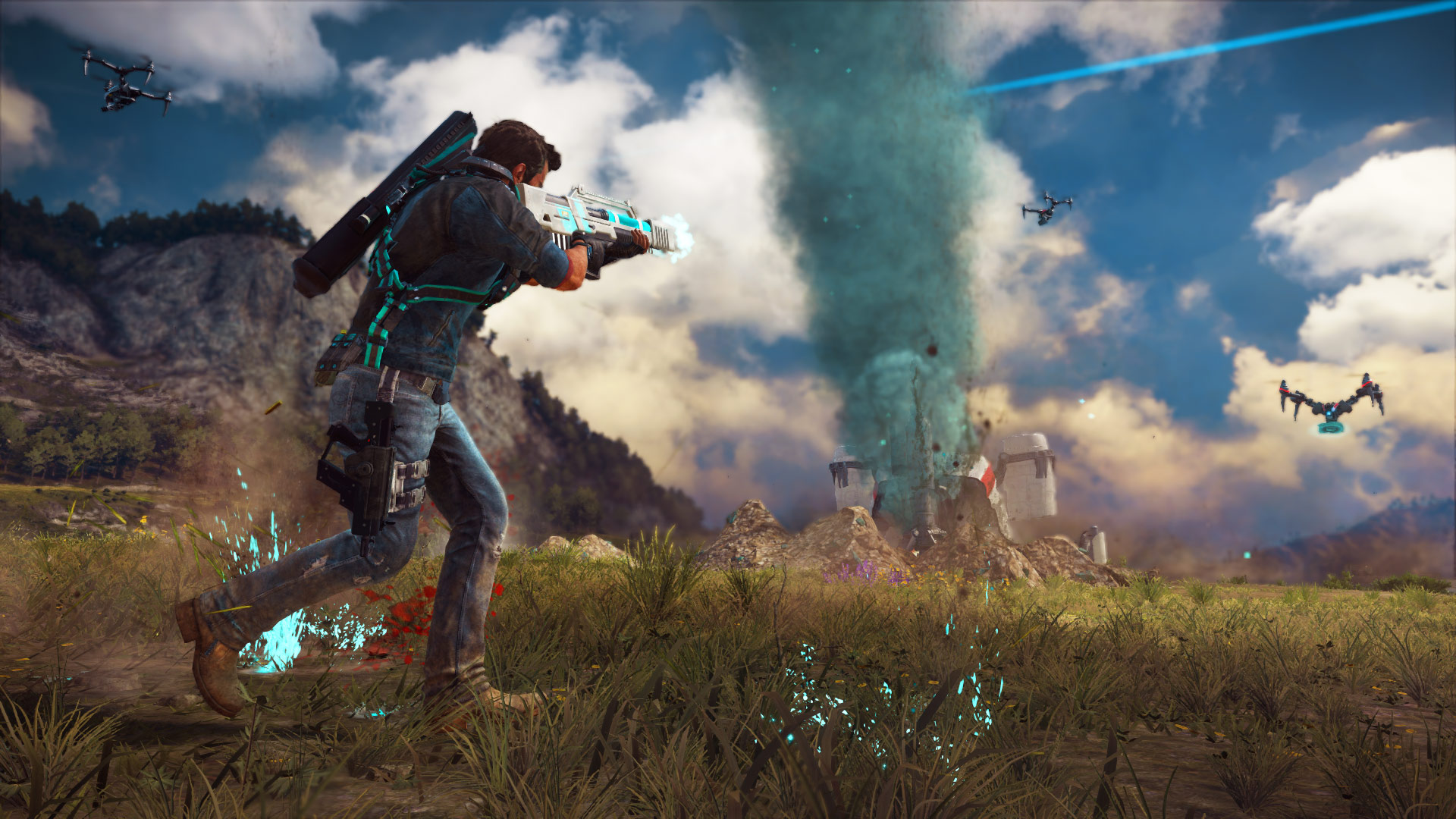 Just Cause 3's Sky Fortress DLC is now available to pass