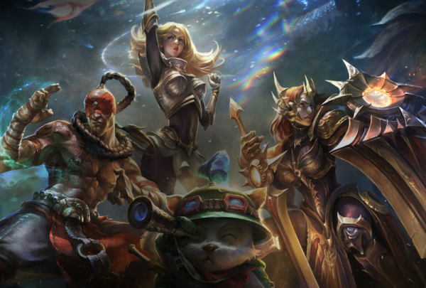 League Of Legends Chat Rooms On New Client