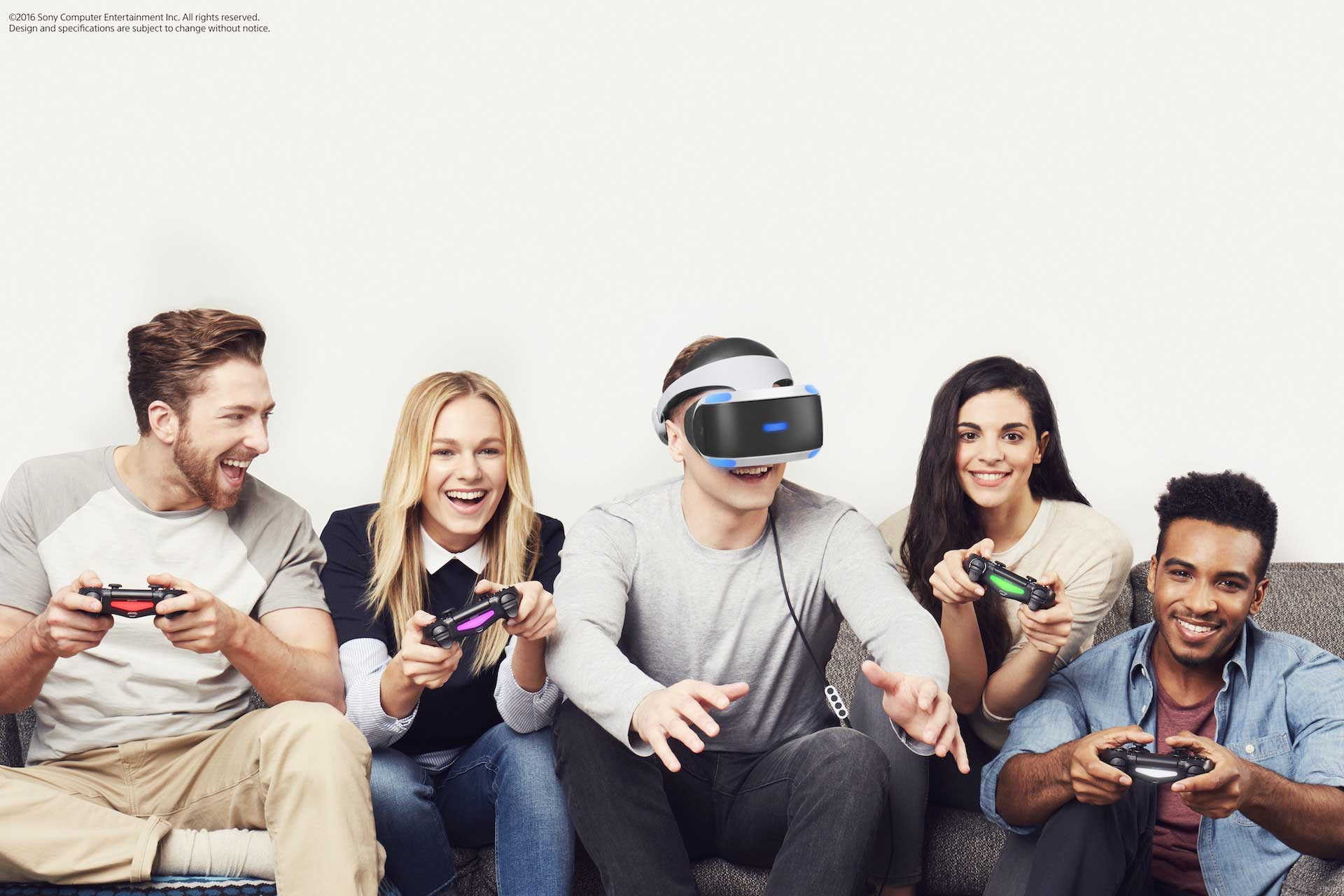 PlayStation VR bundles with the Camera and Move will be offered by ...
