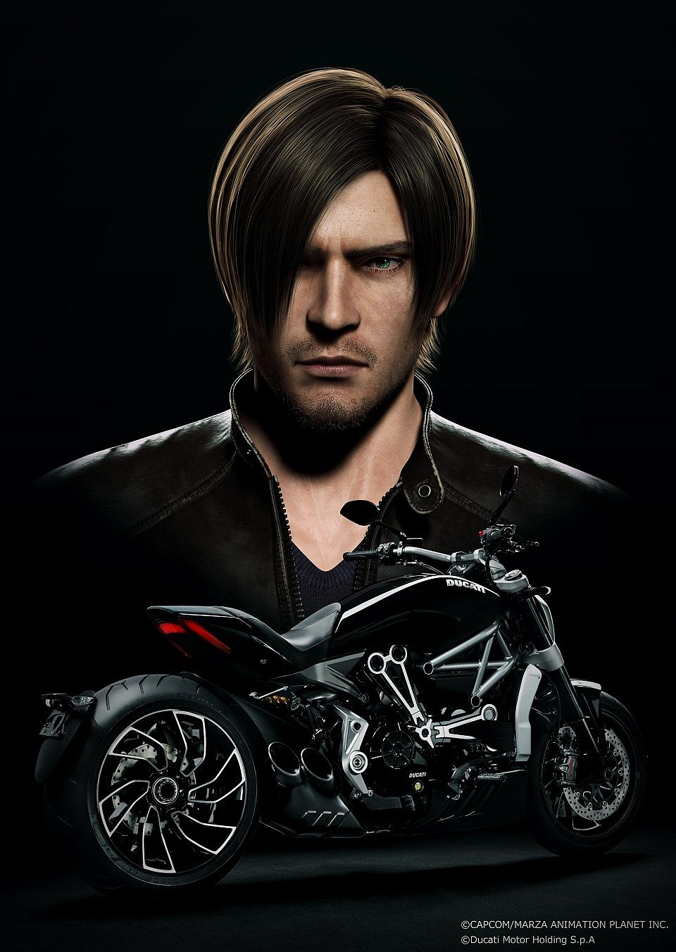 Resident Evil: Vendetta is a CG film in the works starring Leon ...