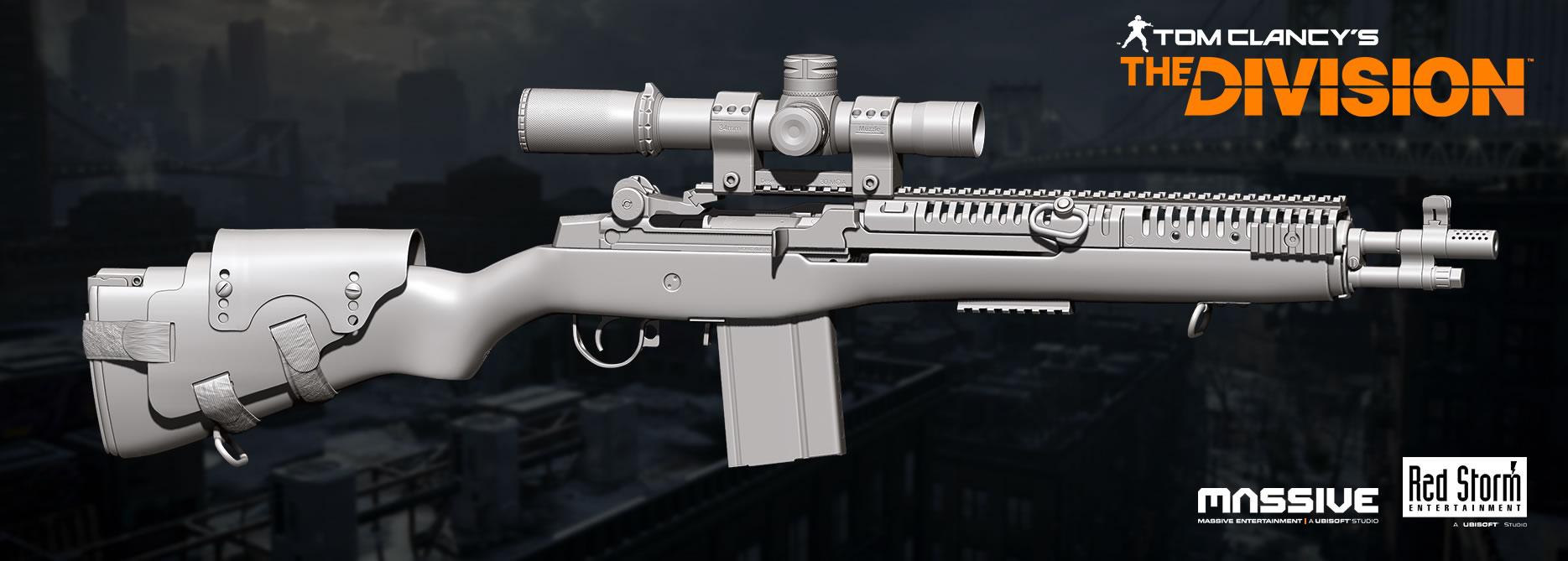 The Division   Assautl Rifle Build