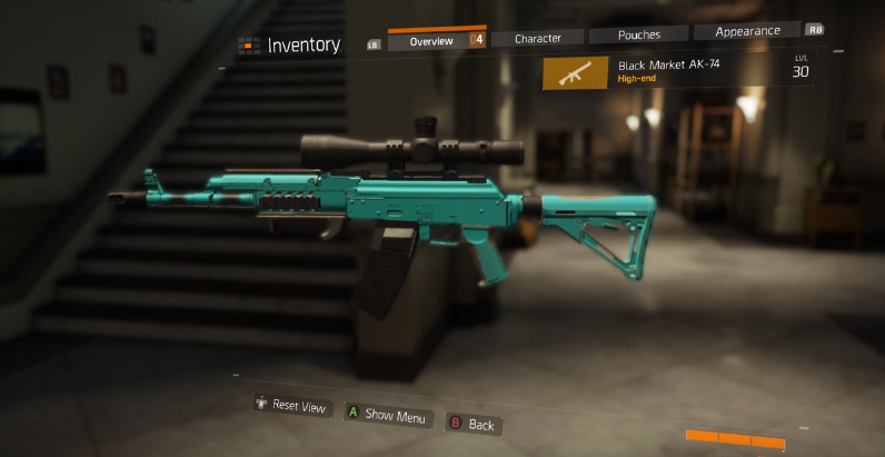 Take A Look At All Weapon Skins You Can