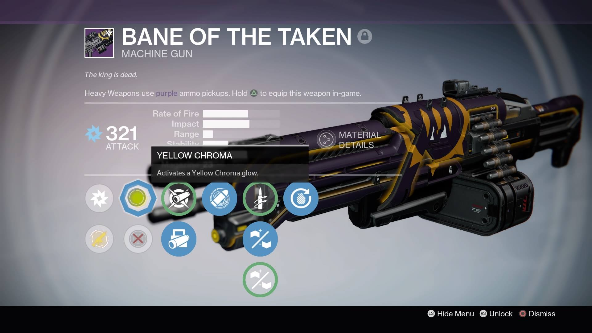 Destiny s chroma shaders how to get them and how they work vg247