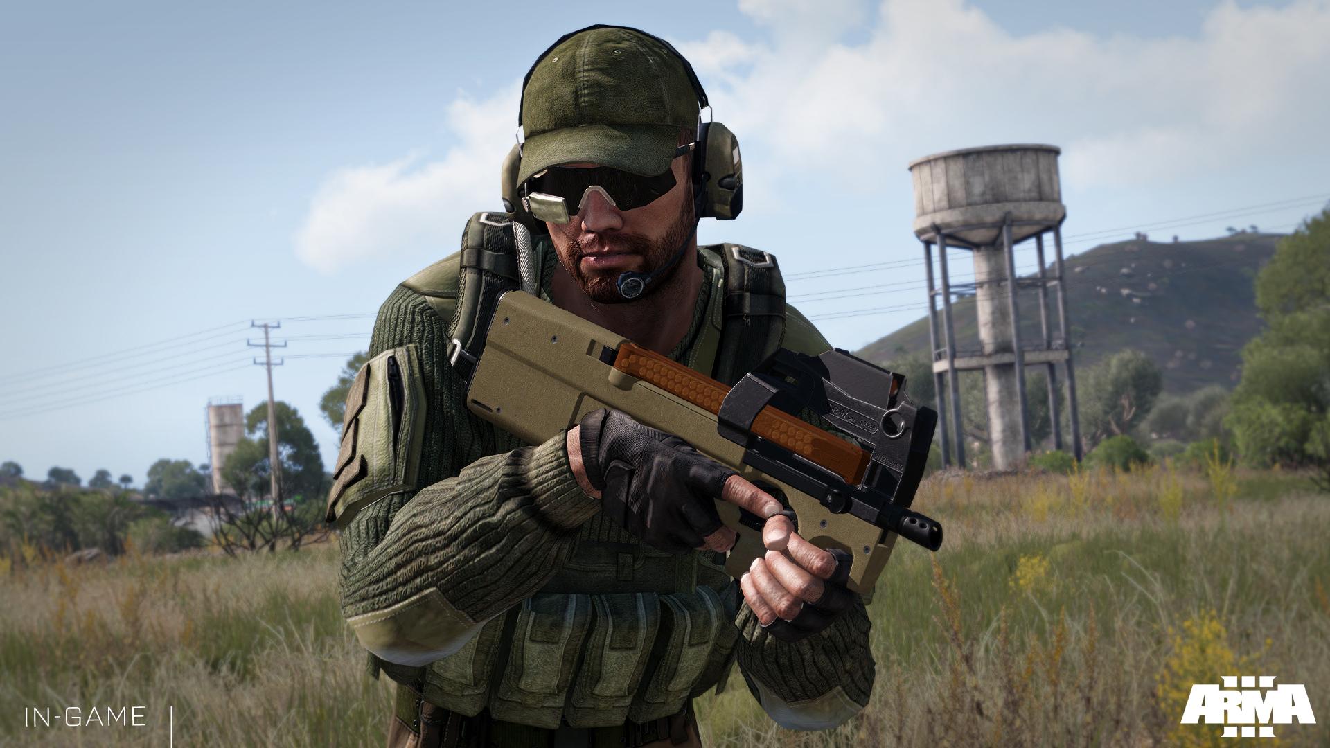 Next life gun game a - Arma 3 Server | TopG