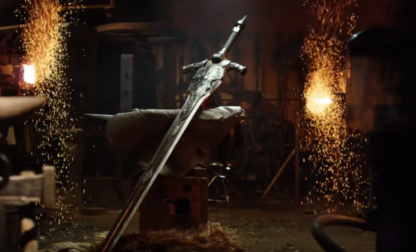 Dark Souls Greatsword of Artorias gets forged in real life ...