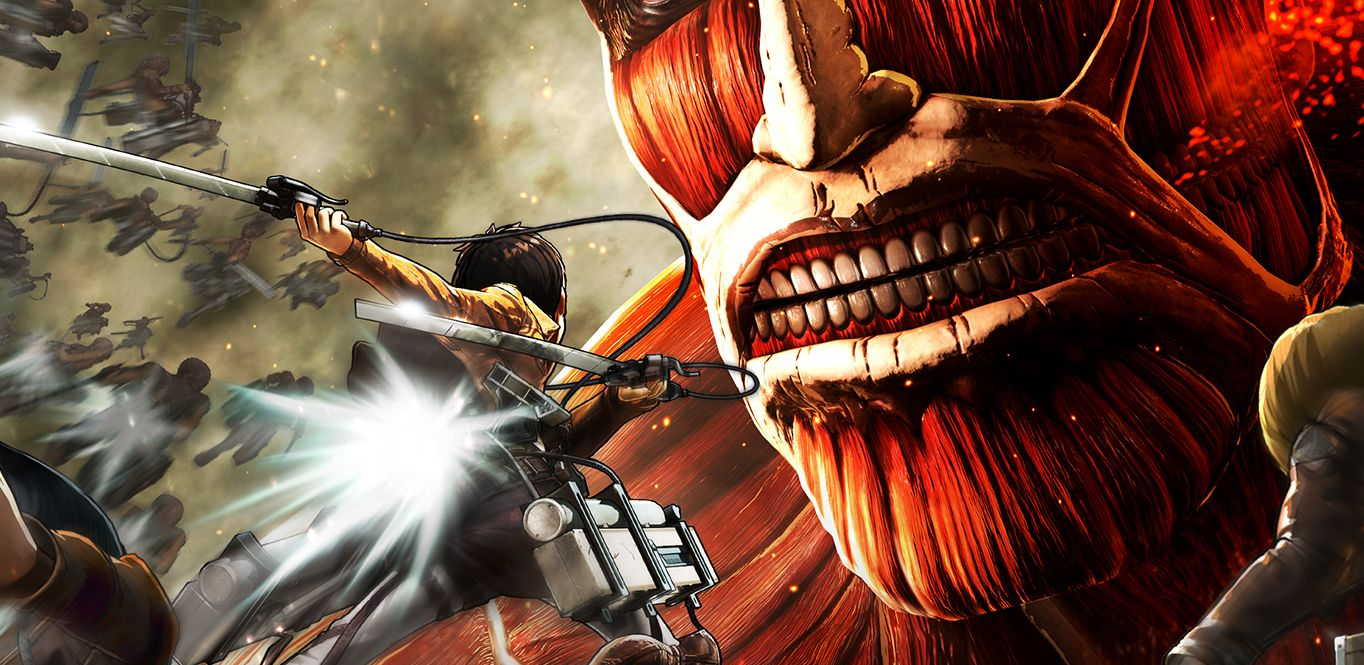 Attack on titan video game release date in Sydney