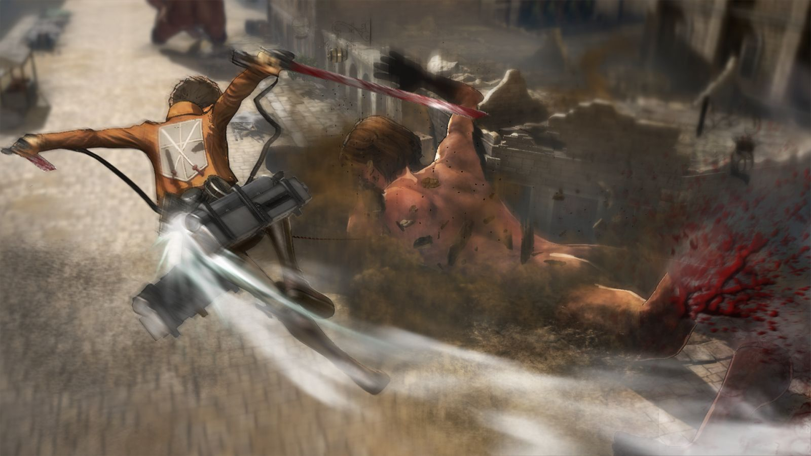 Attack on Titan heads to Europe and North America this ...
