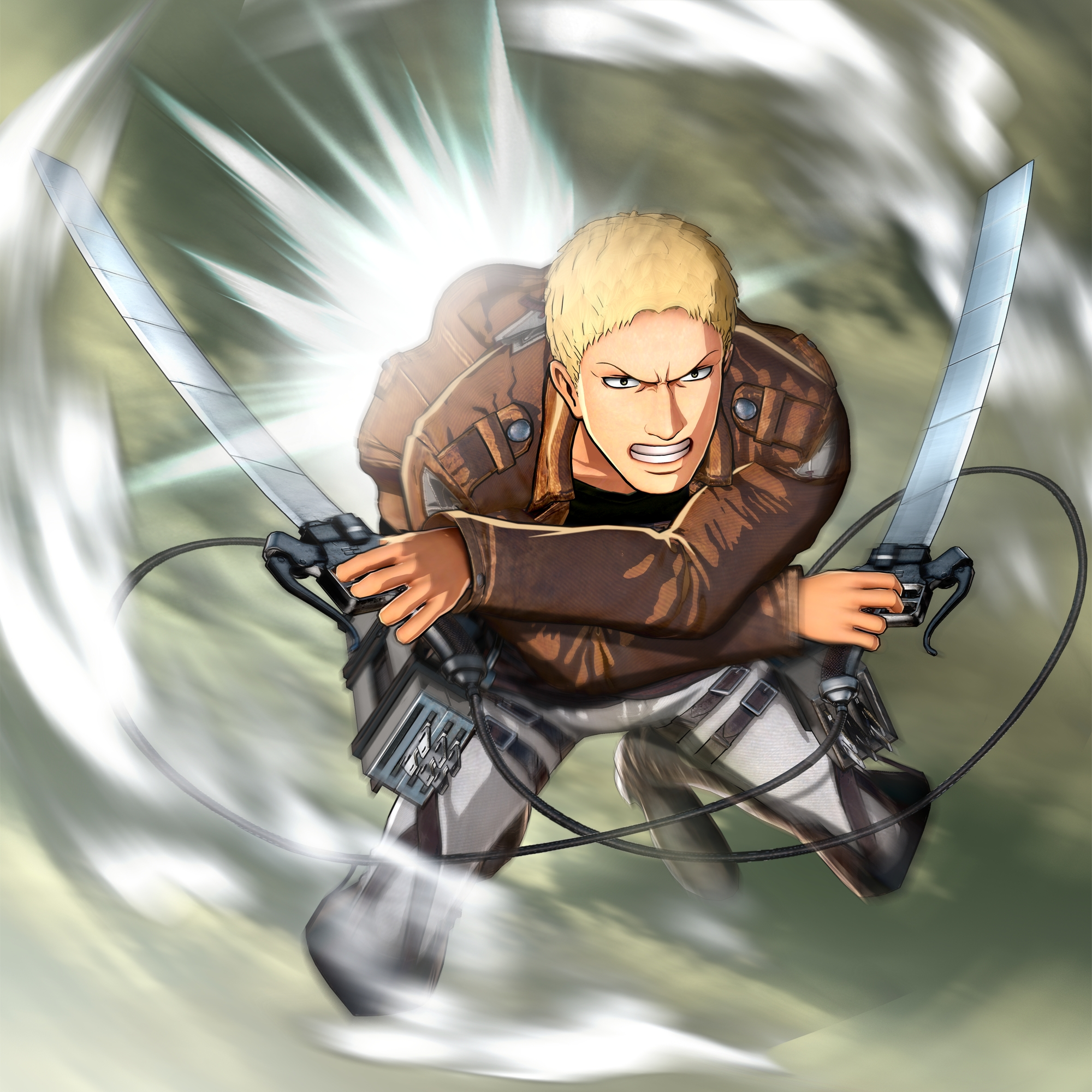 Attack on titan release date