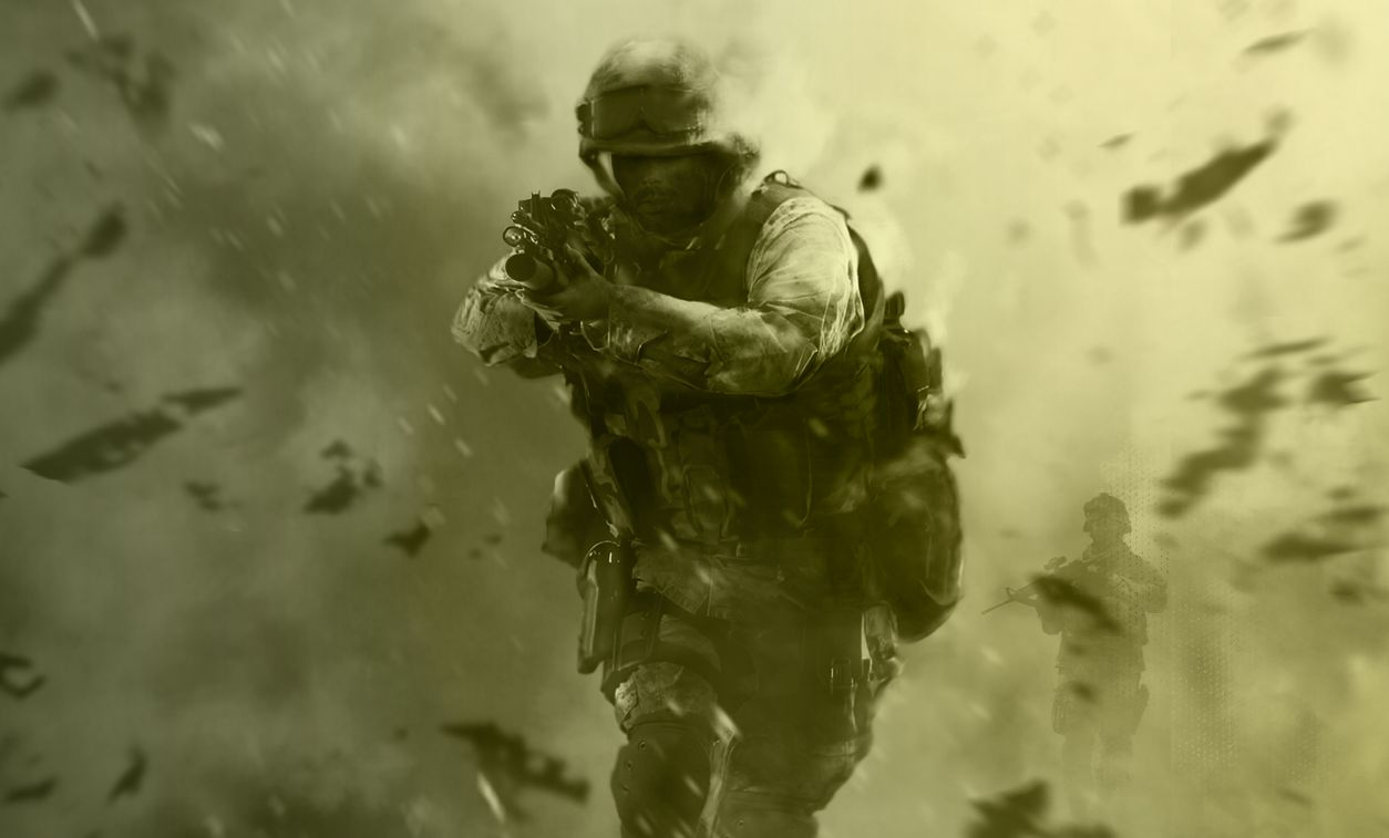 Call of duty modern warfare 4 release date in Melbourne