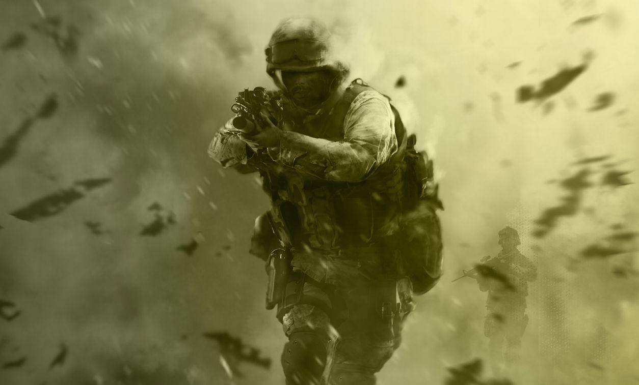 call of duty 4 modern warfare hunkusage dating