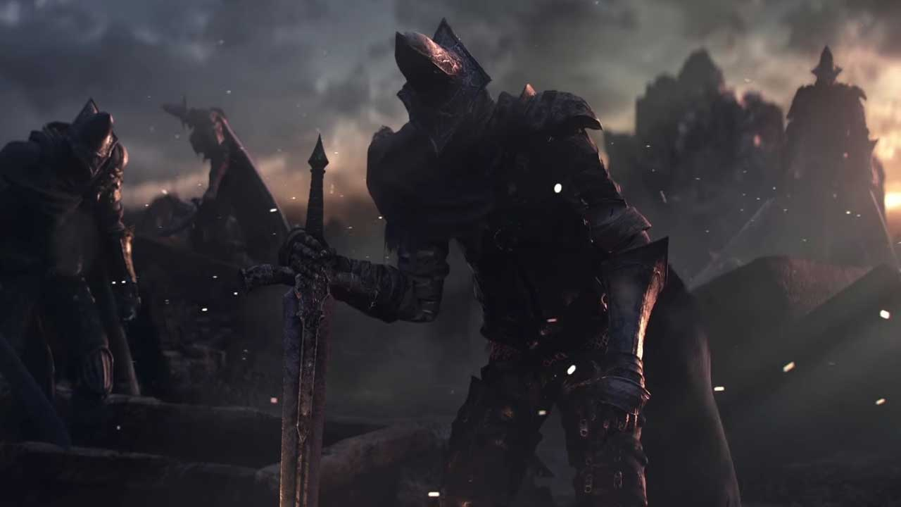 dark souls 3 player defeats abyss watchers boss with dance