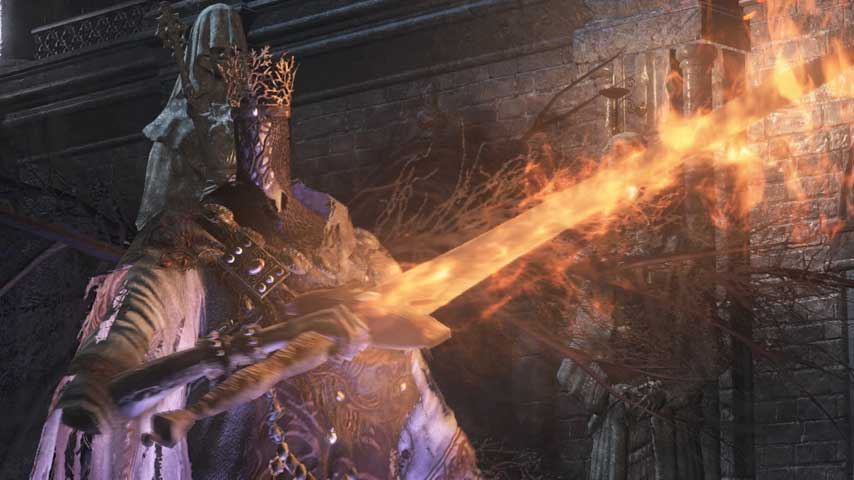 Dark Souls 3 Boss How To Beat Pontiff Sulyvahn Vg247