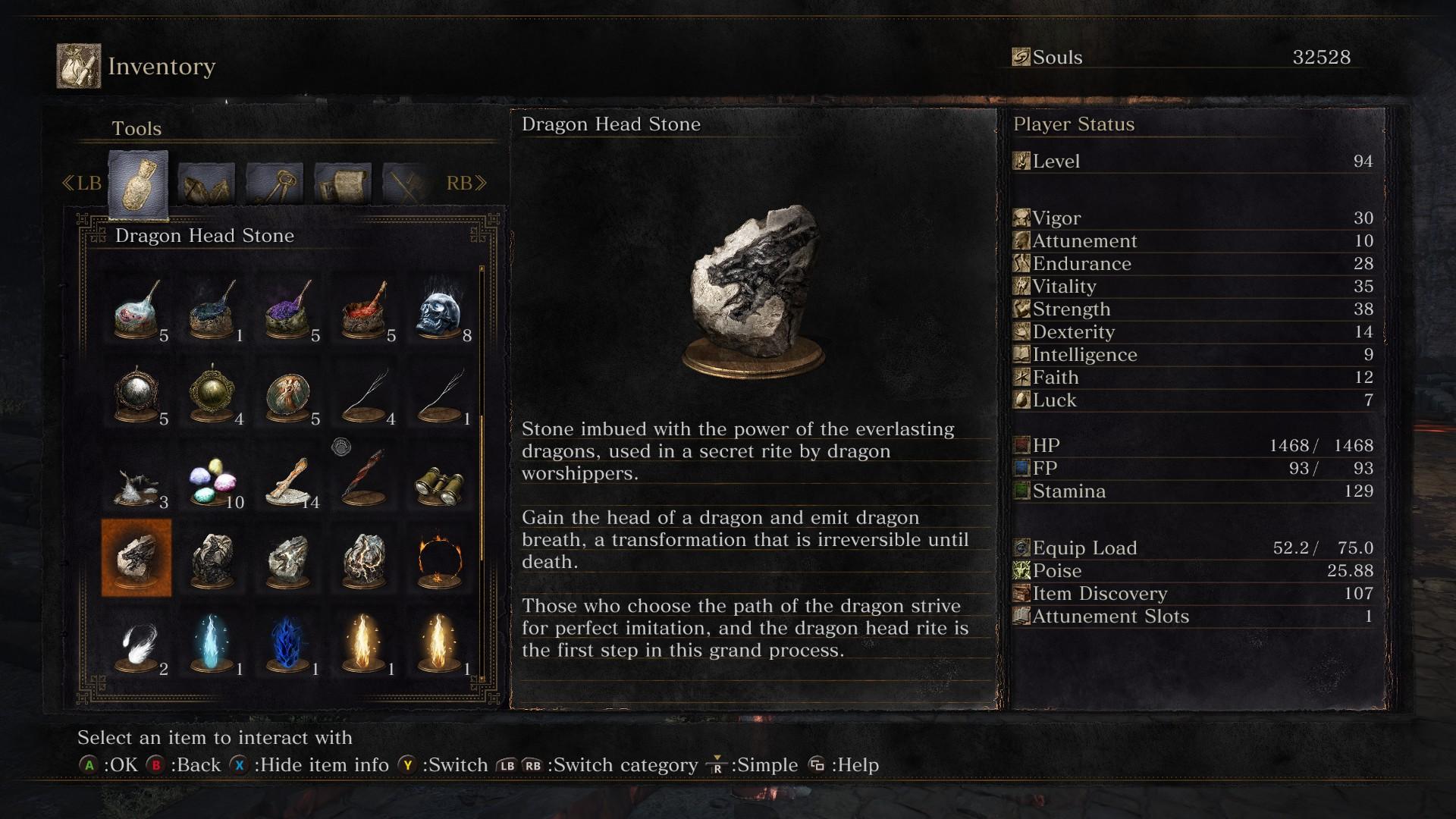dark souls 3 slots