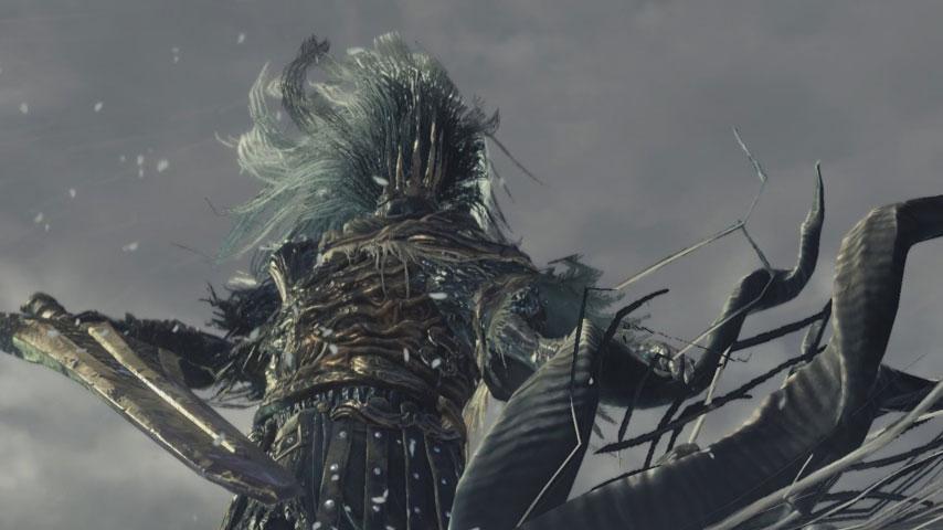 how to kill dragon in dark souls 3 as sorceror