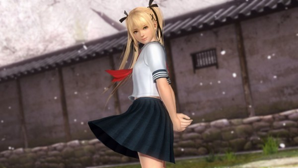 Dead or alive marie rose dirty girl - 2 8