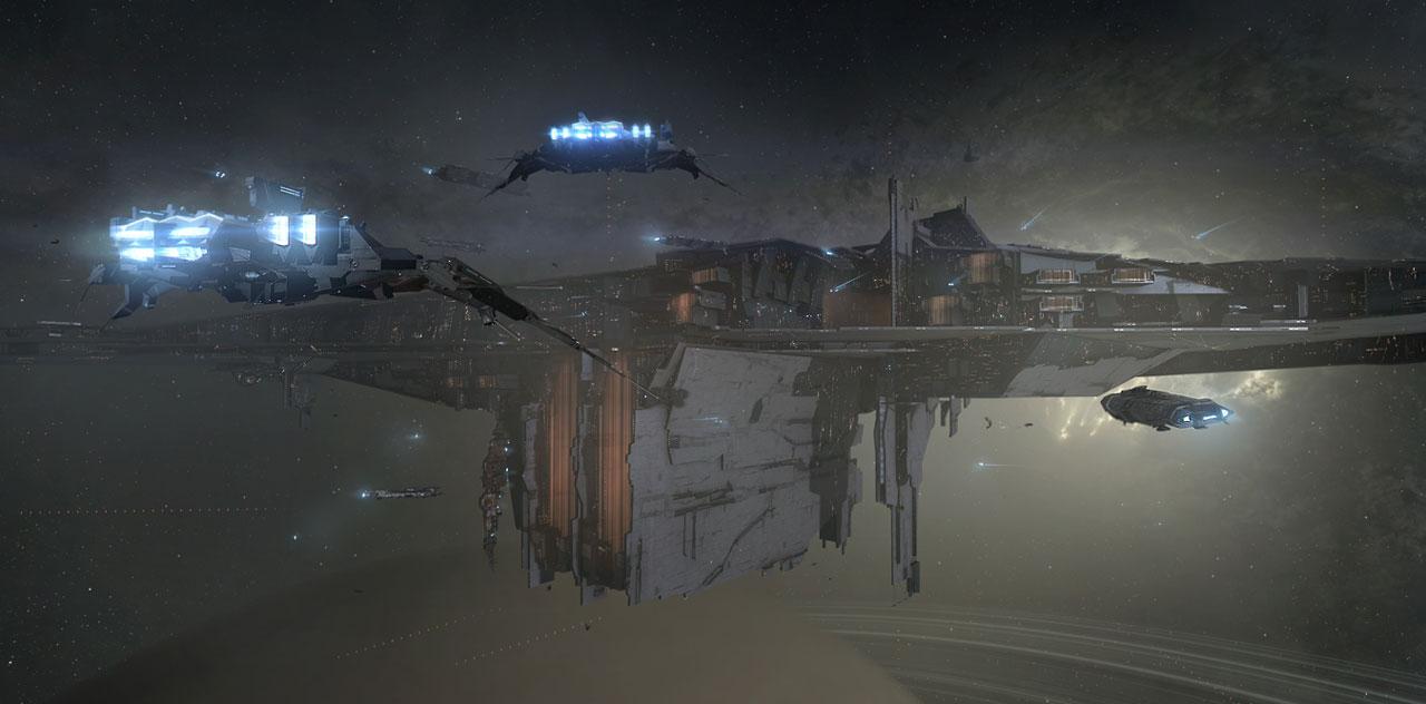 EVE Online: Citadel expansion drops next week - cinematic