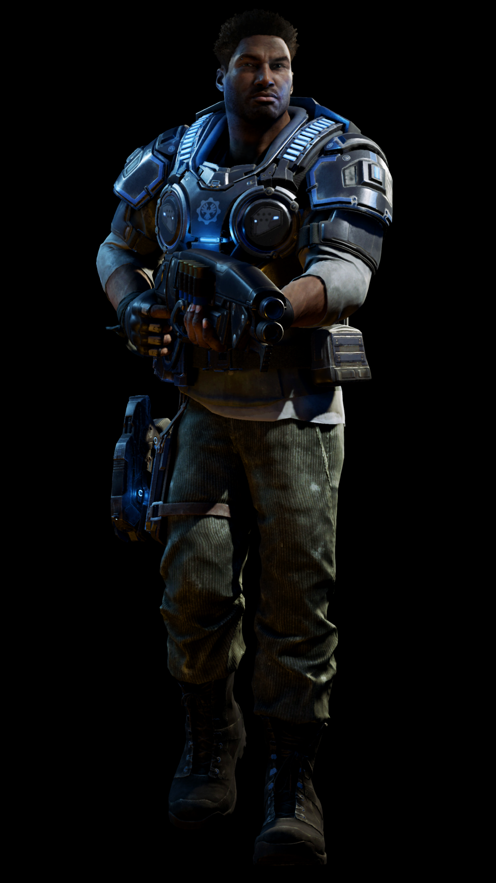 These Gears Of War 4 Hi