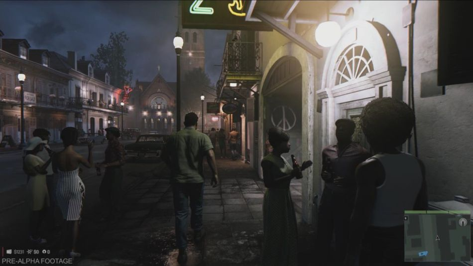 Mafia 3 Images Show How The Studio Is Bringing 1968 New