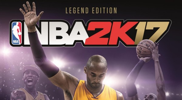 NBA 2K17 announced, Kobe Bryant on the cover of Legend Edition - VG247