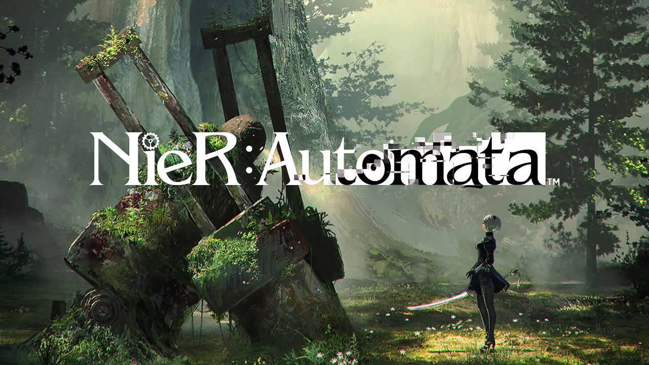 Nier Automata Screens Show Off Desolate New Environments