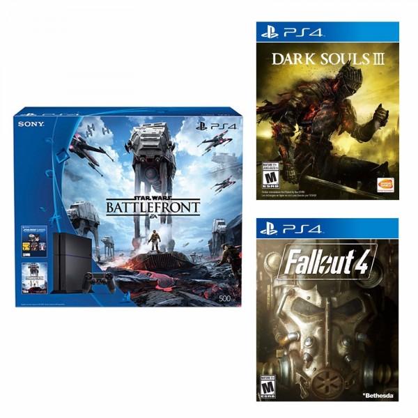 Playstation 4 package deals uk