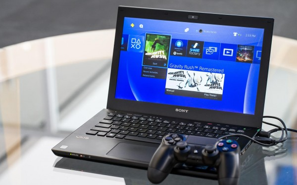 ps4 remote play  how to play console games on your pc
