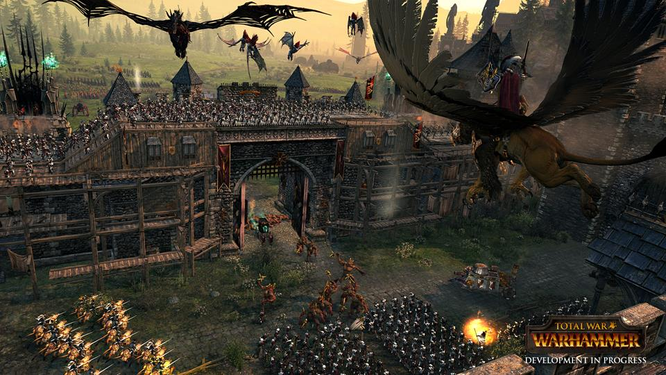 Total war warhammer hands on with all the factions vg247