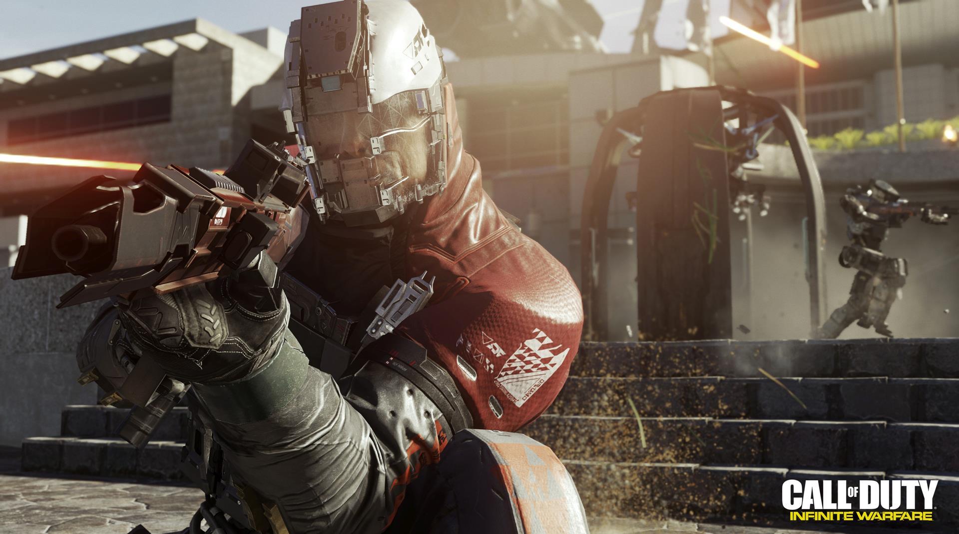 Modern Warfare Remastered Is Call Of Duty Infinite