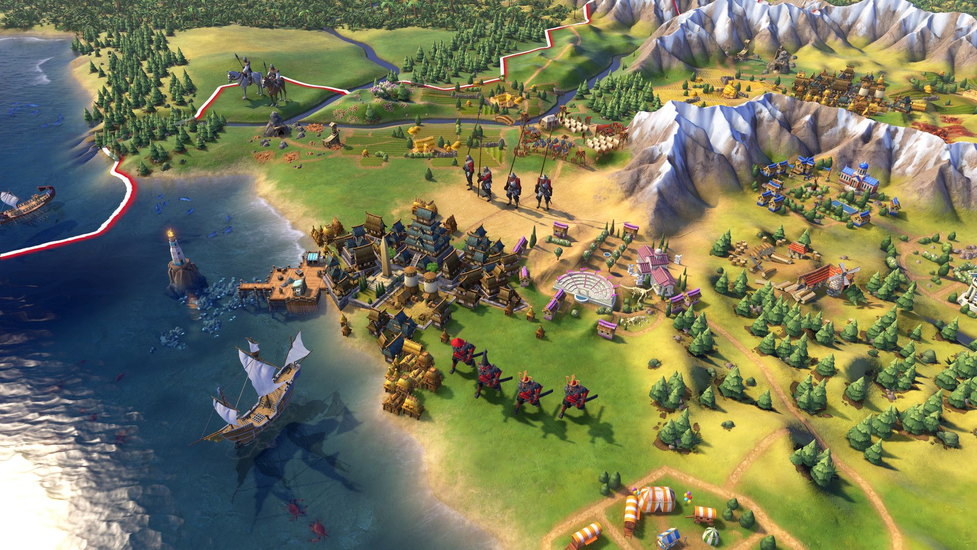 Civilization 6 - News, Release Date, Trailers and more