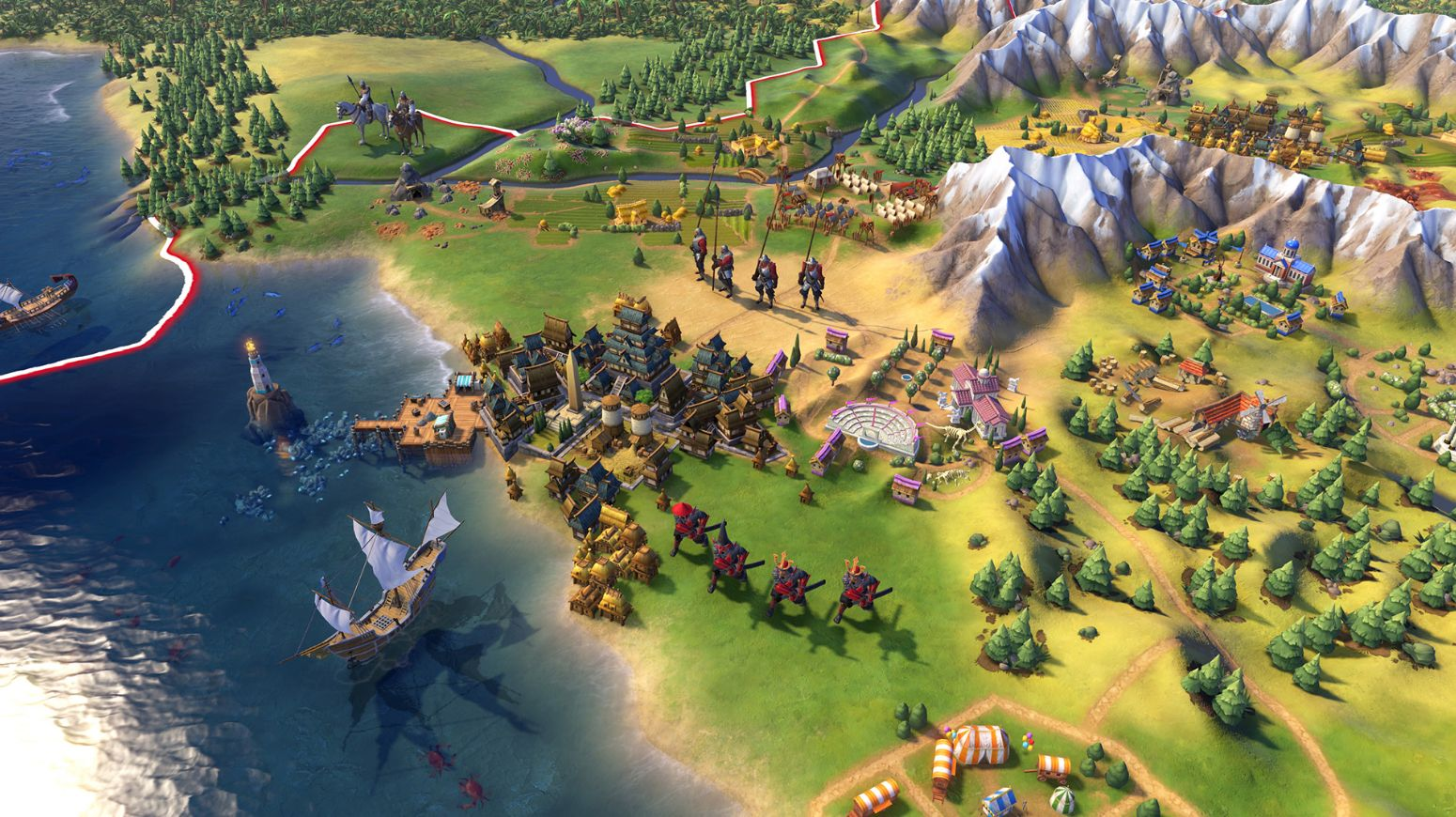 Civilization 6: Best Government   Game Rant