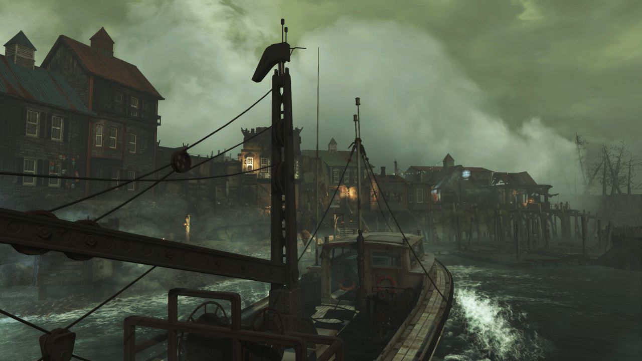 fallout 4 far harbor dlc guide side quests weapons. Black Bedroom Furniture Sets. Home Design Ideas