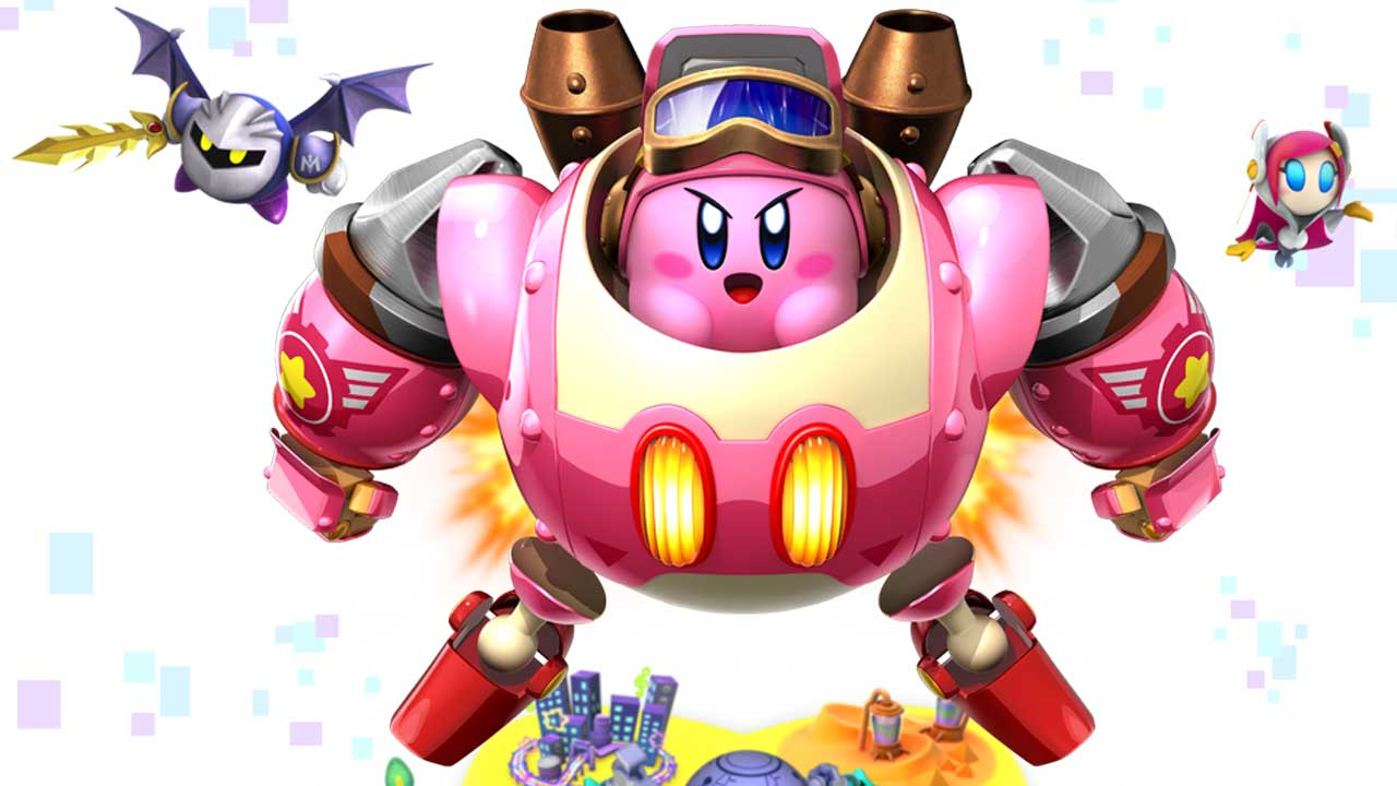 Here S Some Fun Kirby Planet Robobot Gameplay With Bonus