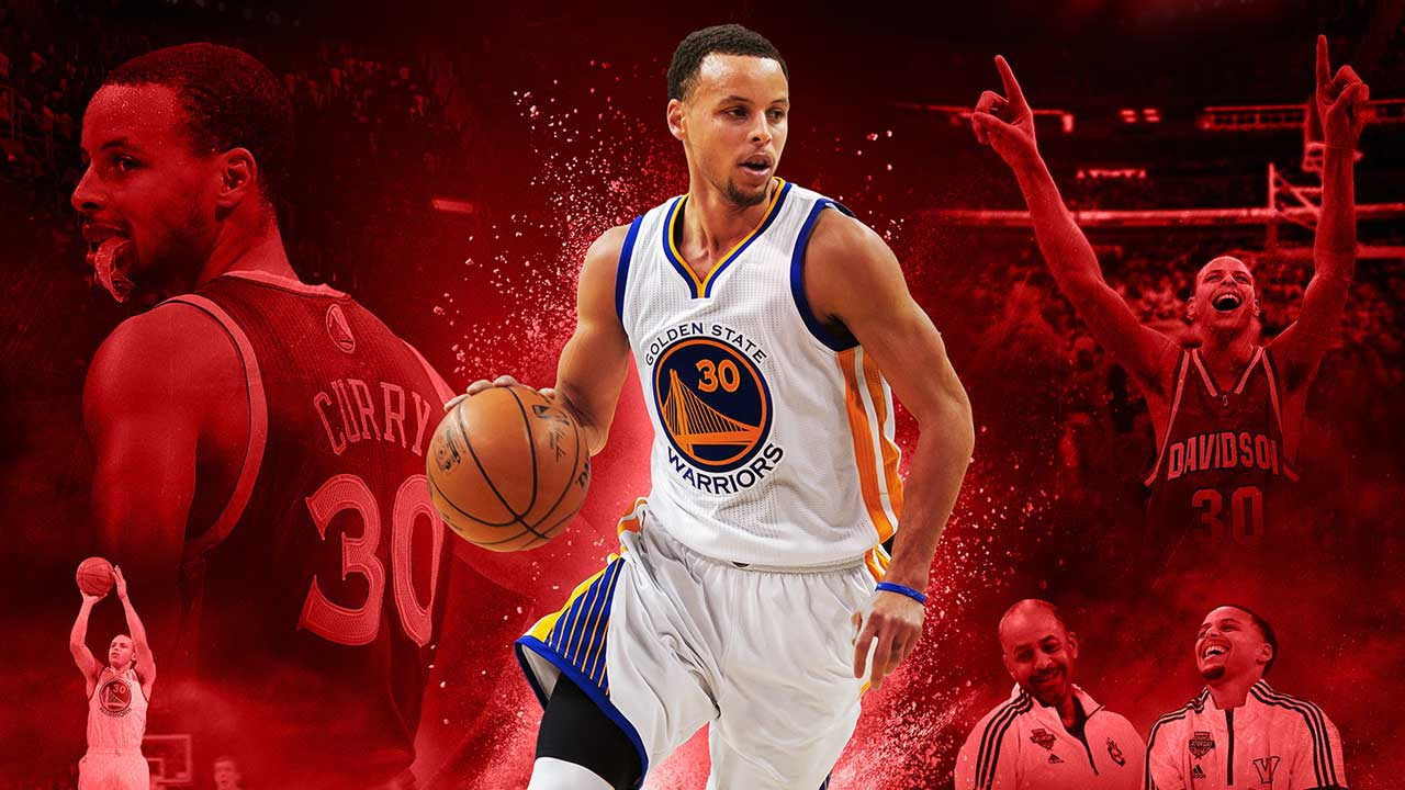 NBA 2K16 cranks Steph Curry's player rating to max | VG247